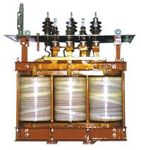 油浸式变压器图片